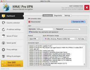 HMA Pro VPN 5.1.259 Crack With Latest License Key Free Download