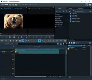 MAGIX Video Pro X12 v18.0.1.94 x64 Crack With Full Version Download