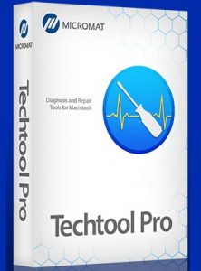 TechTool Pro 14.0.1 Crack With Serial Key Latest Download Free