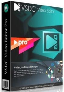 VSDC Video Editor Pro 6.7.0 Crack With Serial Key Download Free