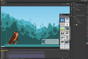 Adobe Animate CC v21.0.5.40714 Crack With Serial Key Free Download