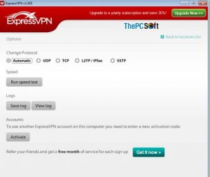 Express VPN 10.3.0 Crack With License Key Free Download