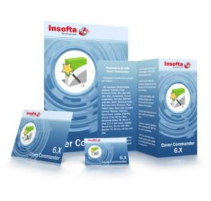 Insofta Cover Commander 6.8.0 Crack With Activation Key Free Download