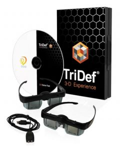 TriDef 3D 7.5 Crack With Latest Serial Key Download Free