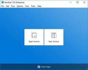 Bandizip Enterprise Crack 7.13 With Serial Key Download Free