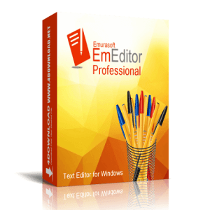 EmEditor Professional Crack 20.5.1 With Serial key Download Free