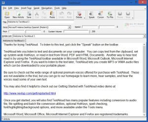 NextUp TextAloud Crack 4.0.59 With Serial Key Download Free
