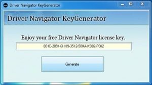 Driver Navigator 3.6.9 Crack With Serial Key Download Free Latest