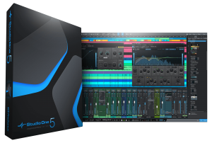 PreSonus Studio One Pro 5.0.2 Crack With License Key Free Download