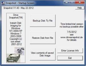 Drive SnapShot 1.4 Crack With Latest Keygen Download Free...