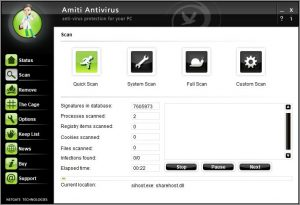 NETGATE Amiti Antivirus 25.0.810 Crack With Download Free