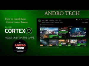 Razer Cortex Game Booster 9.14.15.1361 Crack With Download Free