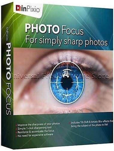 InPixio Photo Focus Reviews Download Crack + Product Key Details