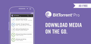 BitTorrent Pro 7.11 Crack + MOD Download for Android Free