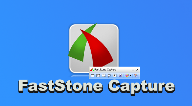 FastStone Capture 9.7 Crack With License Key Free Download